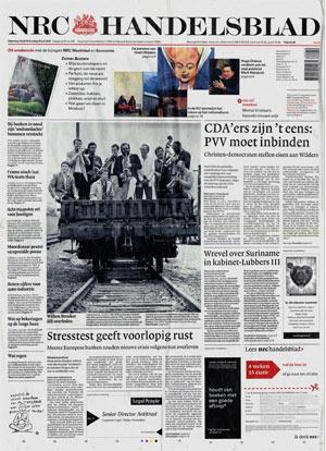 2010-07-24-NRC-Handelsblad-p1