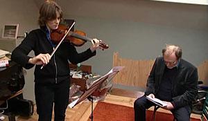 2008 Zaagzusje Sonatine rehearsal
