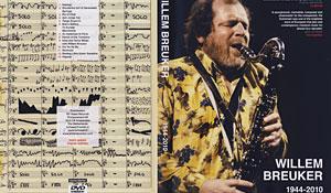 DVD Willem Breuker 1944-2010